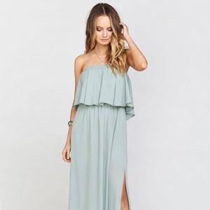 NWT SHOW ME YOUR MUMU Hacienda Dress